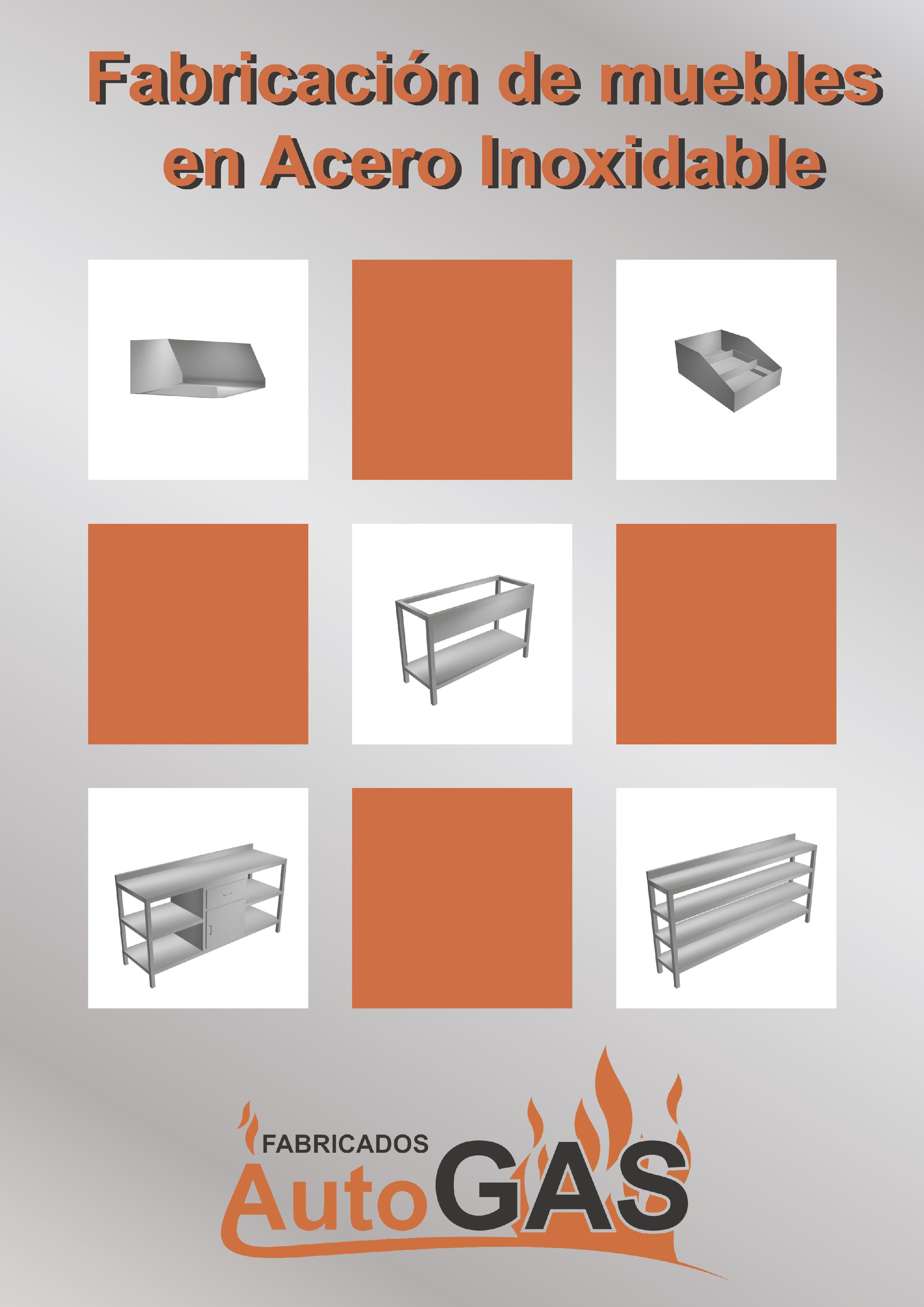 Tarifa Muebles de Acero Inoxidable - sin precios_Página_01